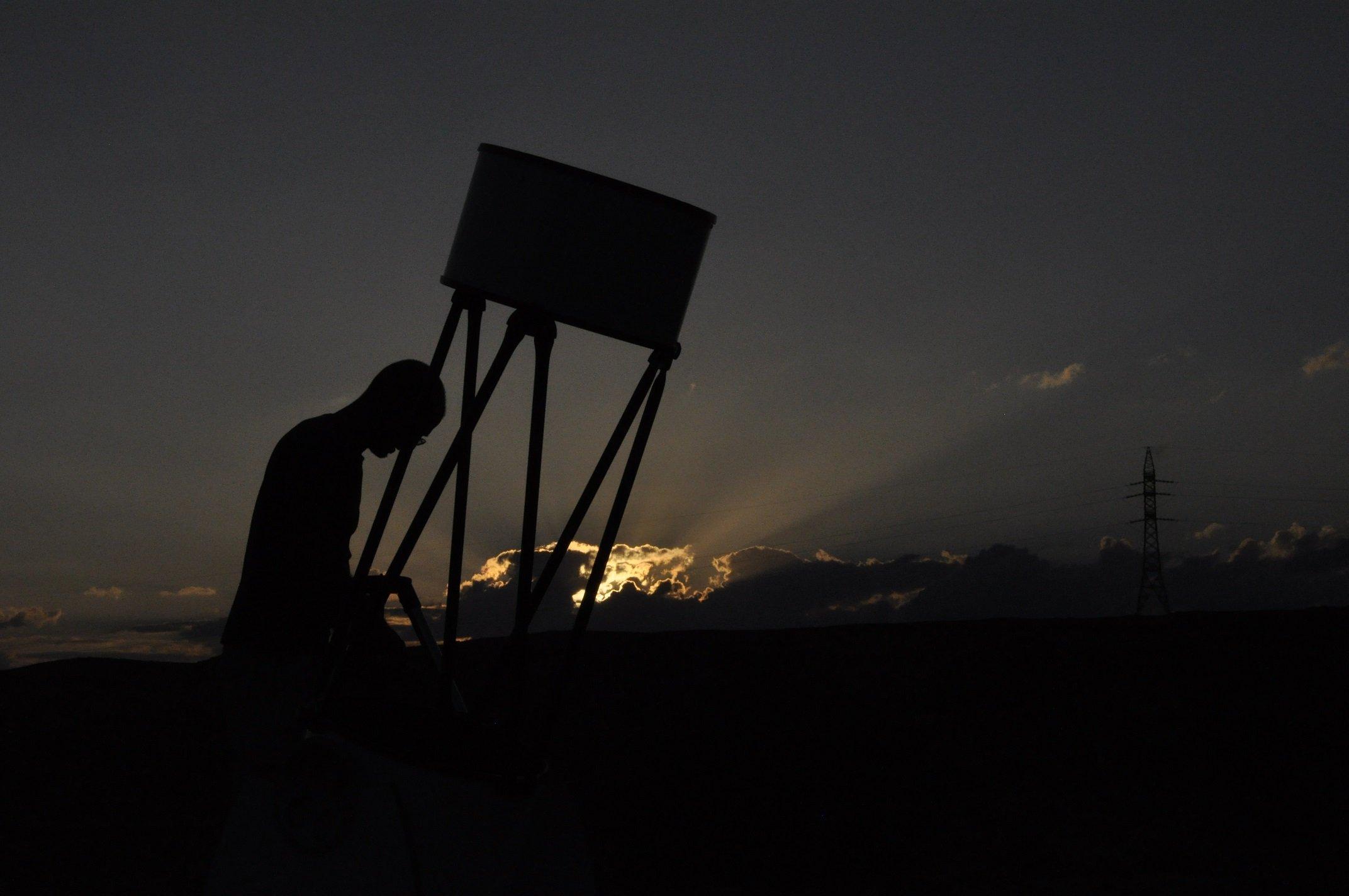 תצפיות אסטרונומיה בסוכות – מסיבת פרידה לשבתאי.