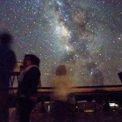גשם של כוכבים במצפה רמון – מטר מטאורים, פרסאידים. 2018