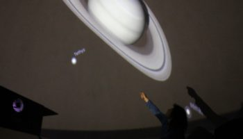 planetarium saturn